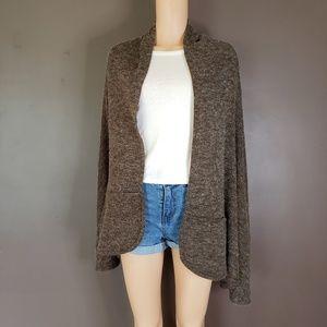 Vintage 35 below wool blend shawl cape